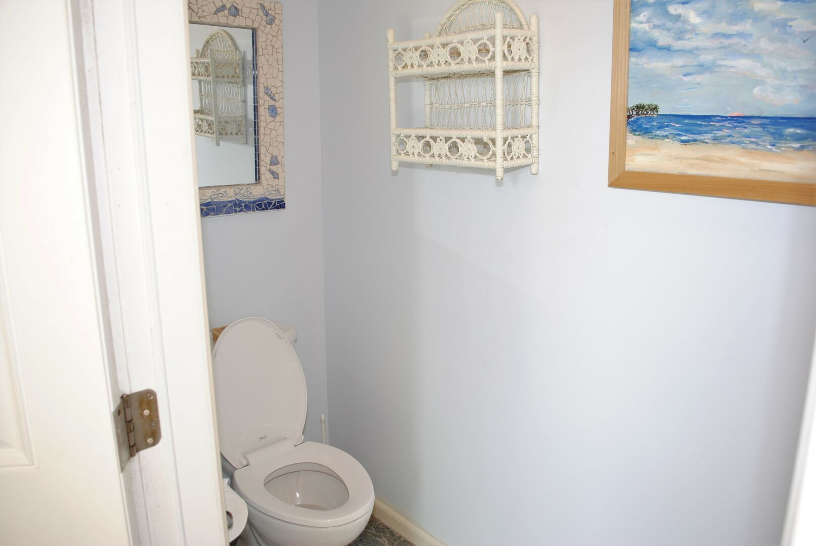 Bathroom - Ground Level (Separate from Bedroom)