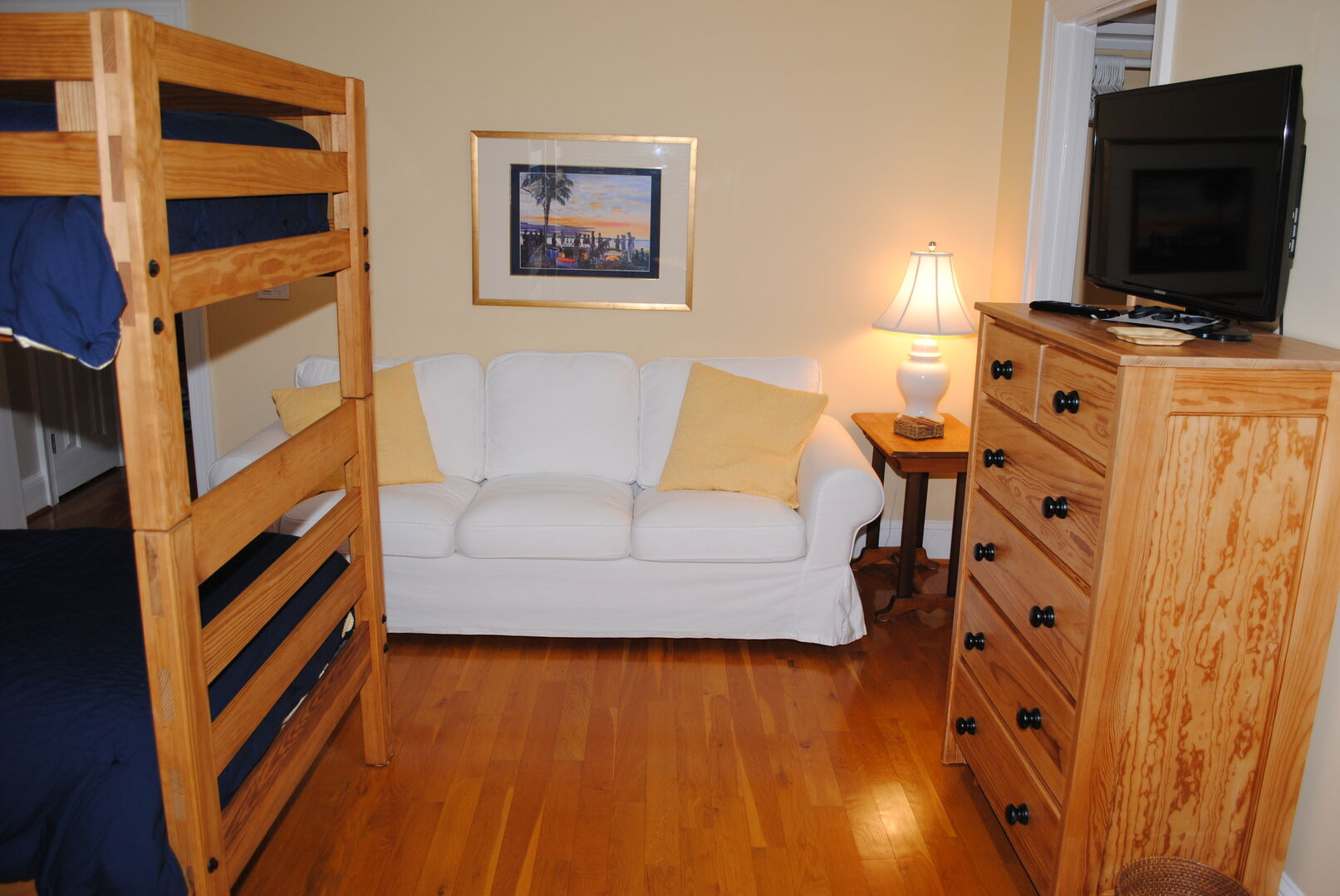 2 Sets of Bunk Beds - Second Floor