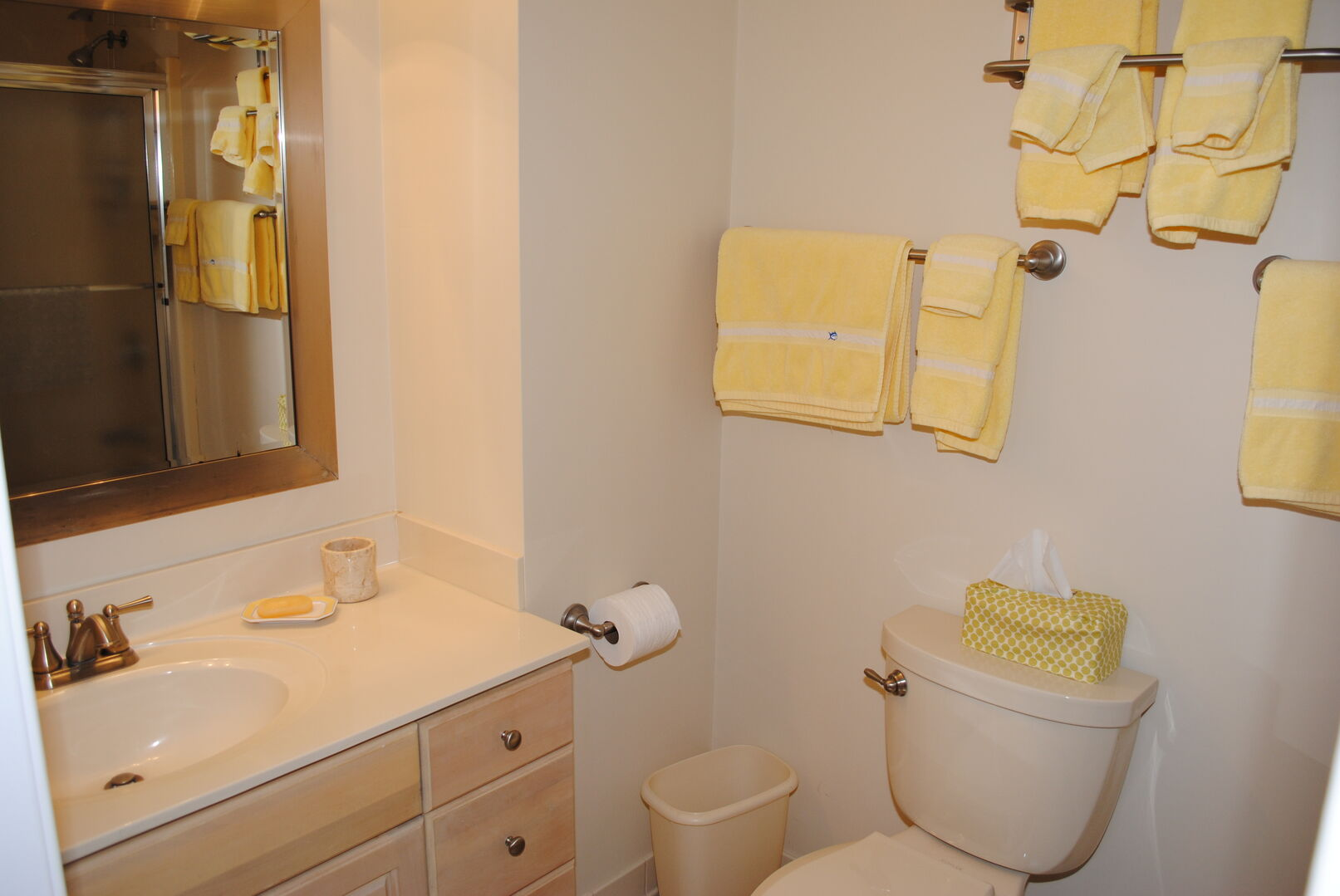 Bunks Bathroom - Second Floor