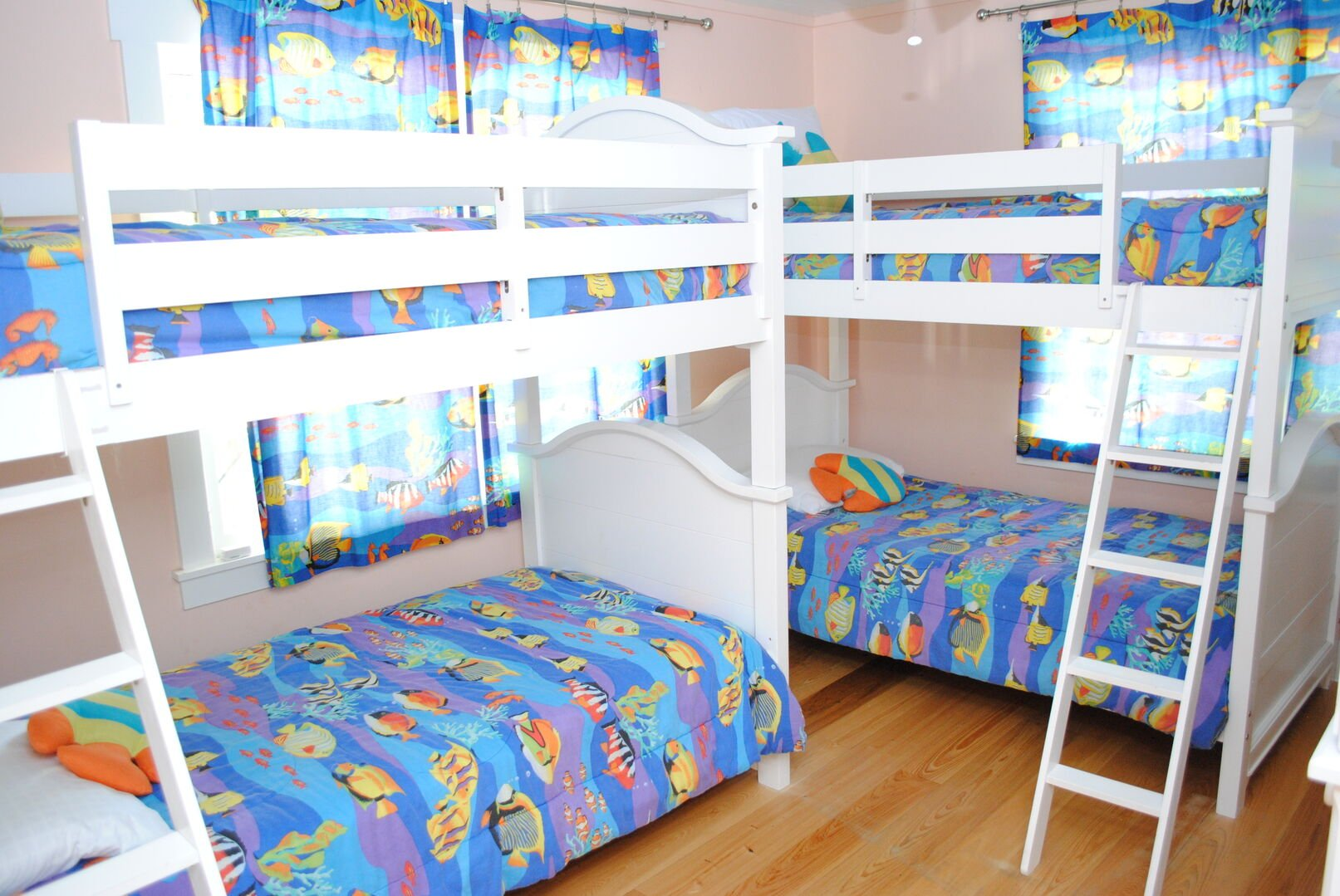 2 Bunk Beds - First Floor