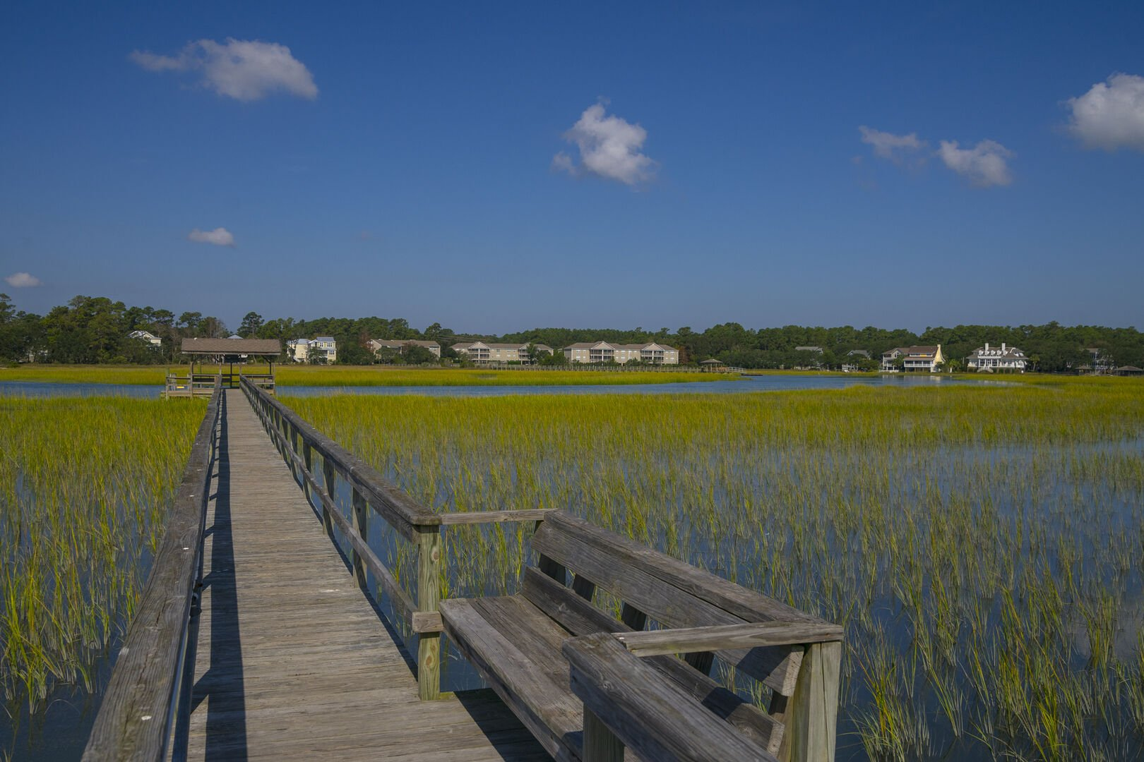 Inlet Point Community Crab Dock