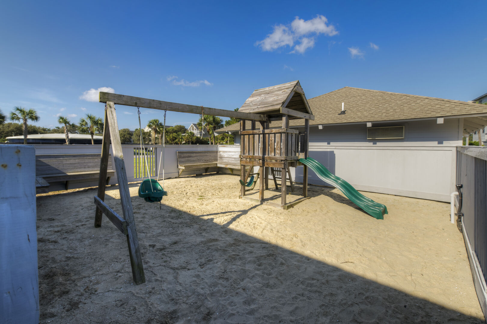Inlet Point Community Playground