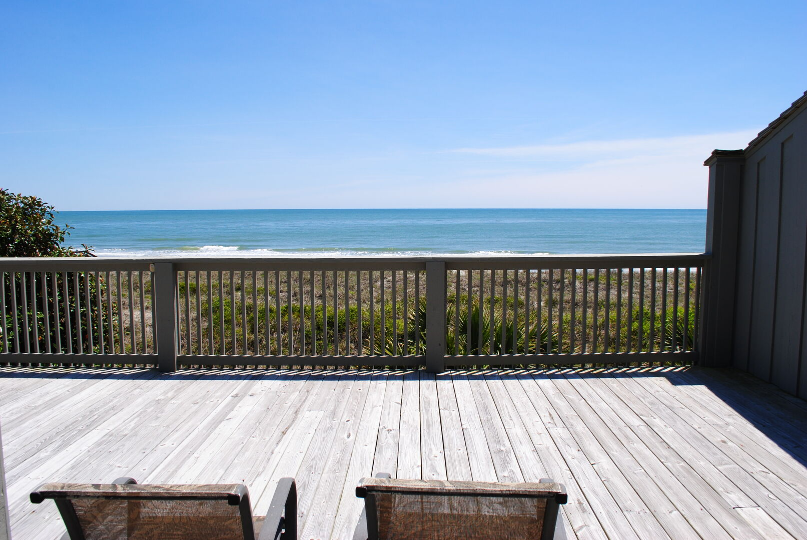 Sun Deck with Ocean View