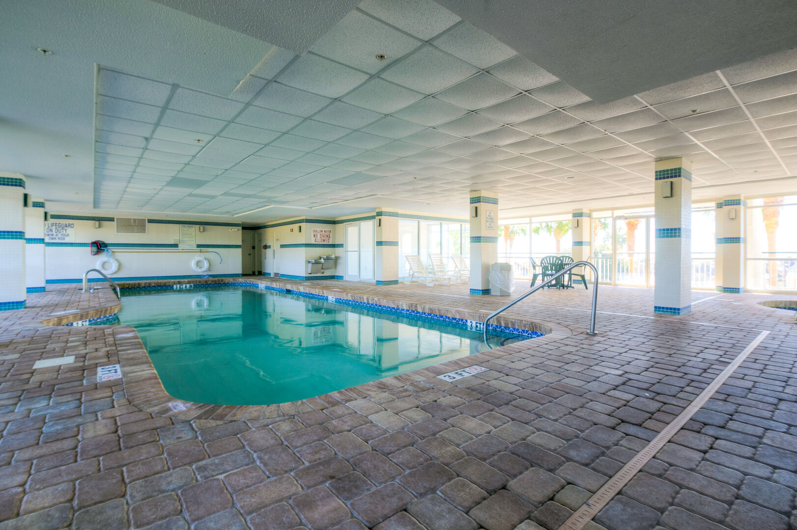 Bridgewater Indoor Swimming Pool