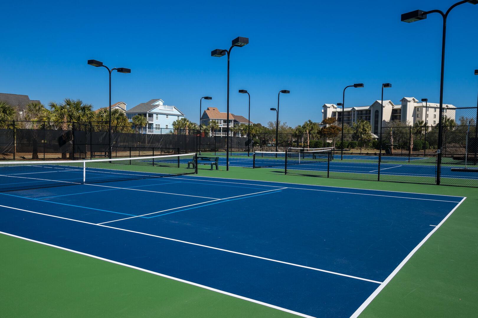 Community Tennis Courts