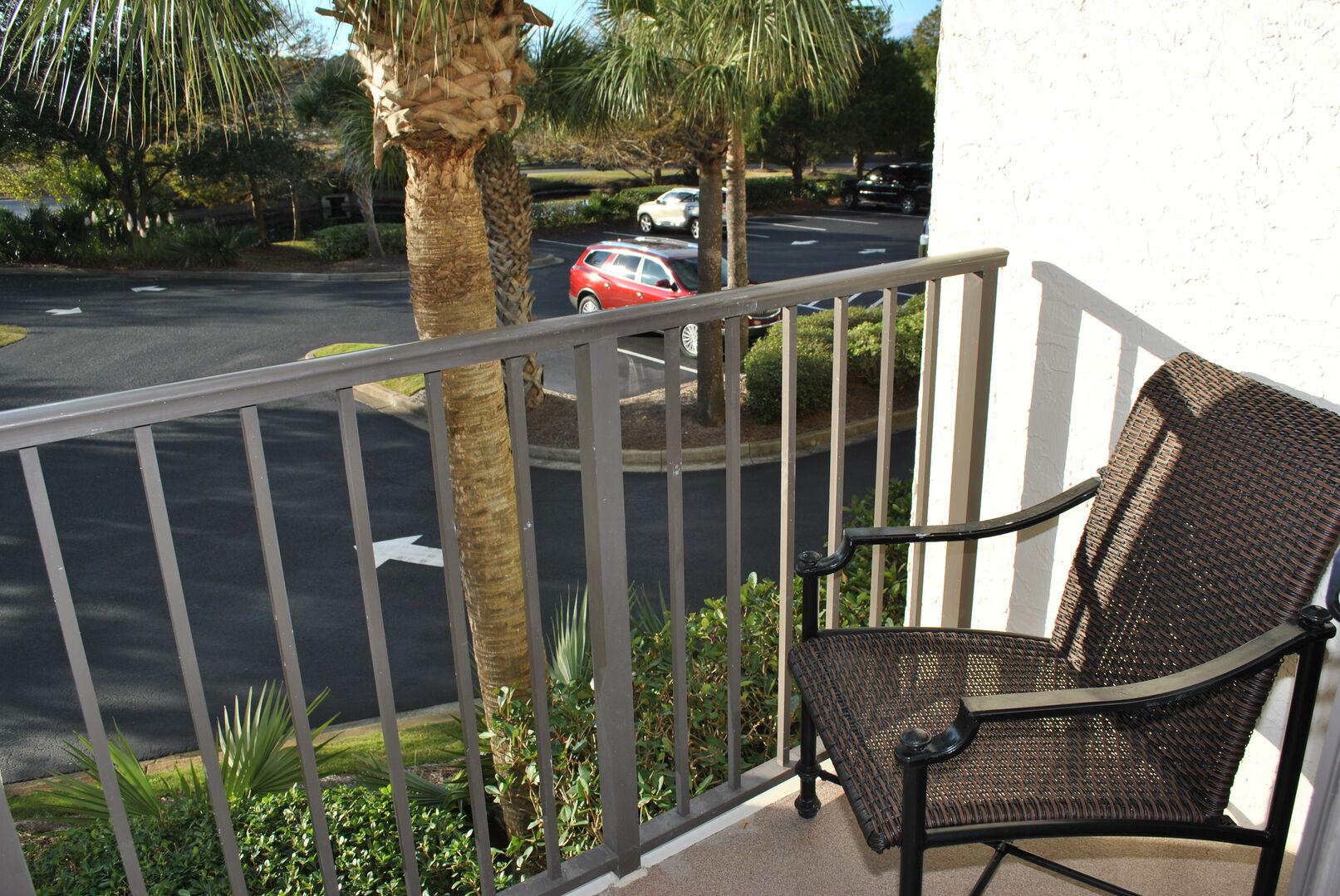 Twins Balcony