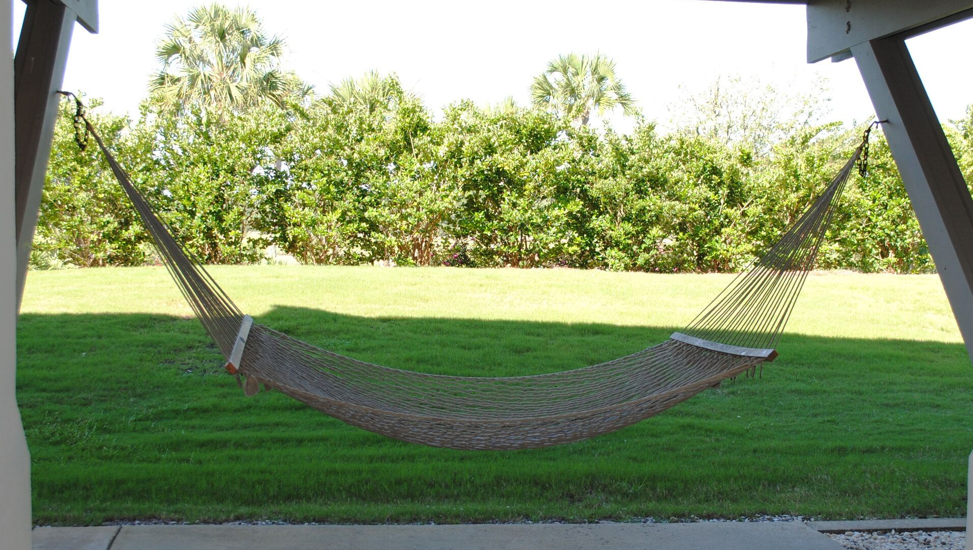 Hammock - Ground Level