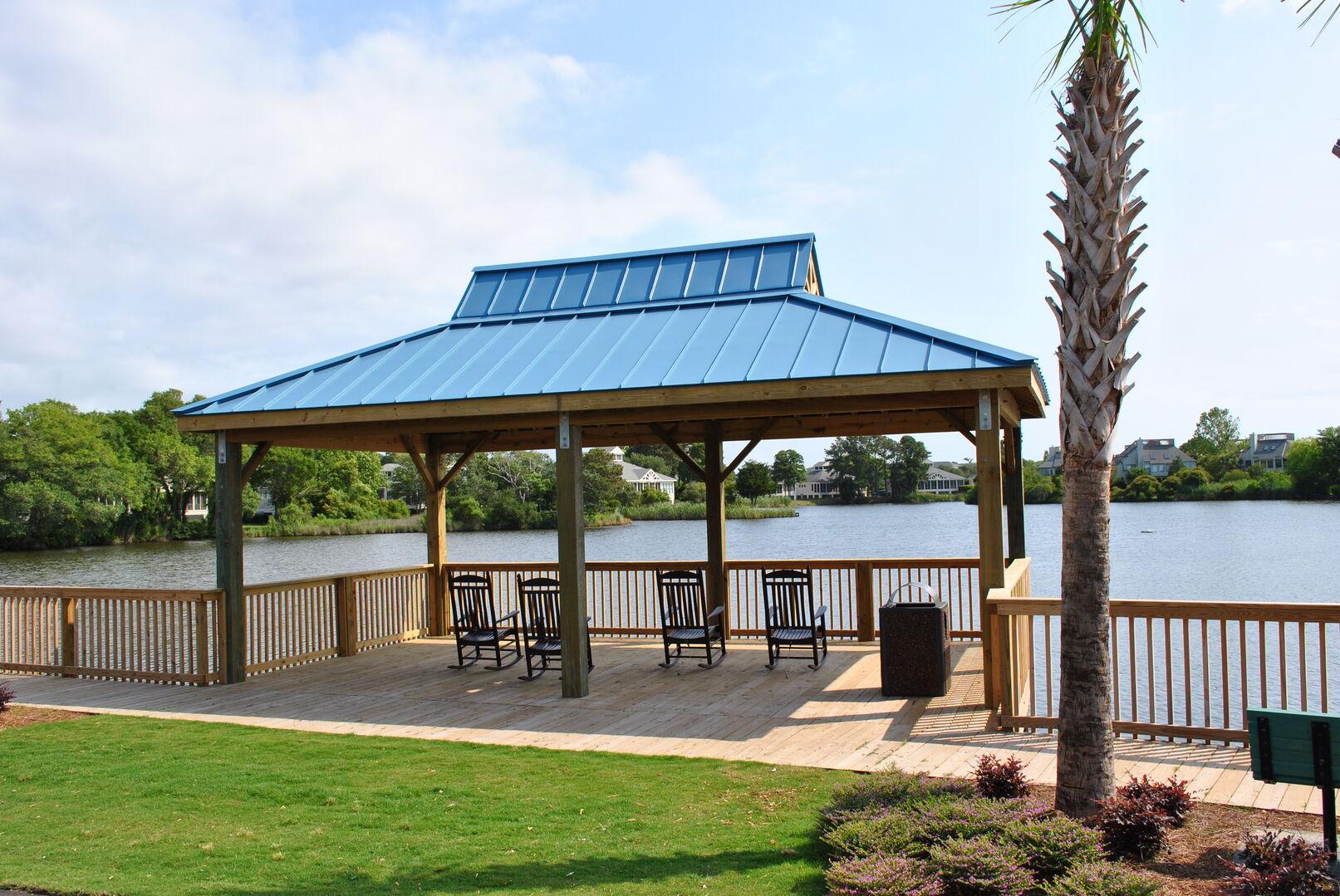 Community Fishing Dock