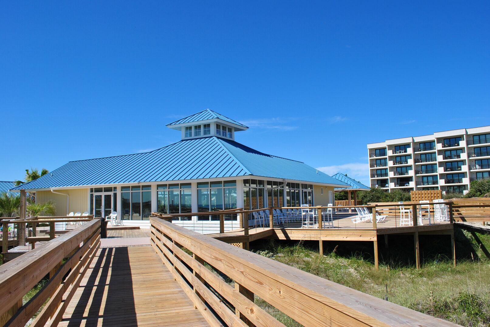 Beach Club Deck