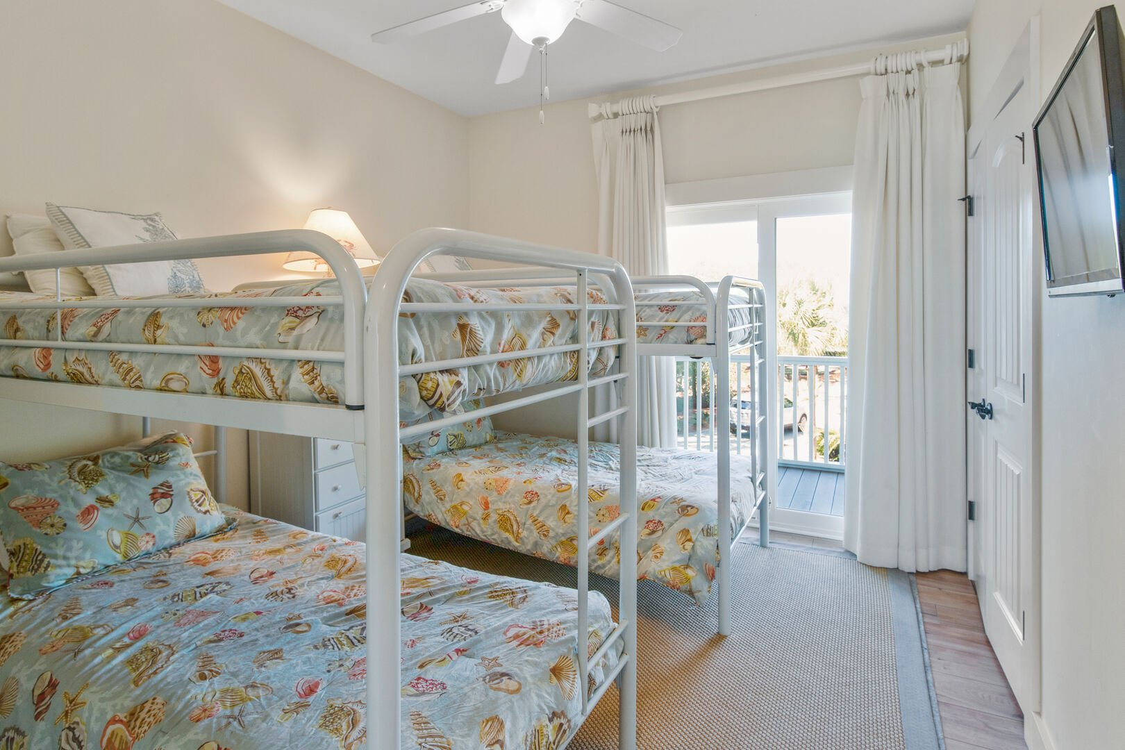 2 Sets of Bunk Beds - First Floor