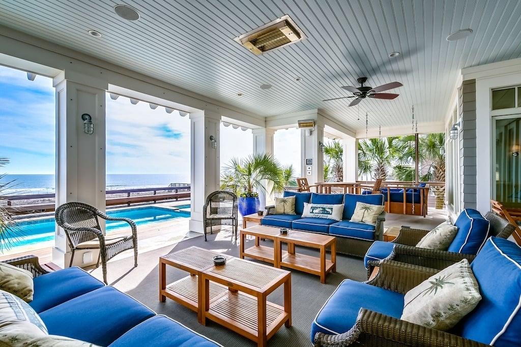 Oceanside Porch