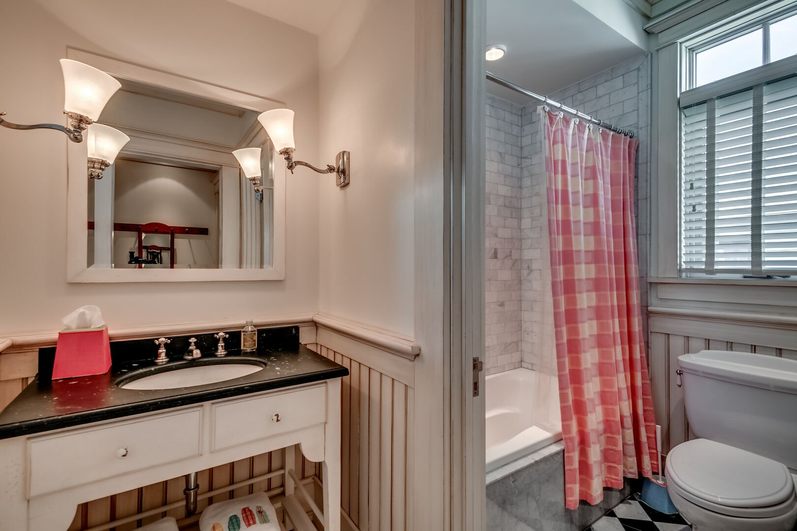 Bathroom - Second Floor