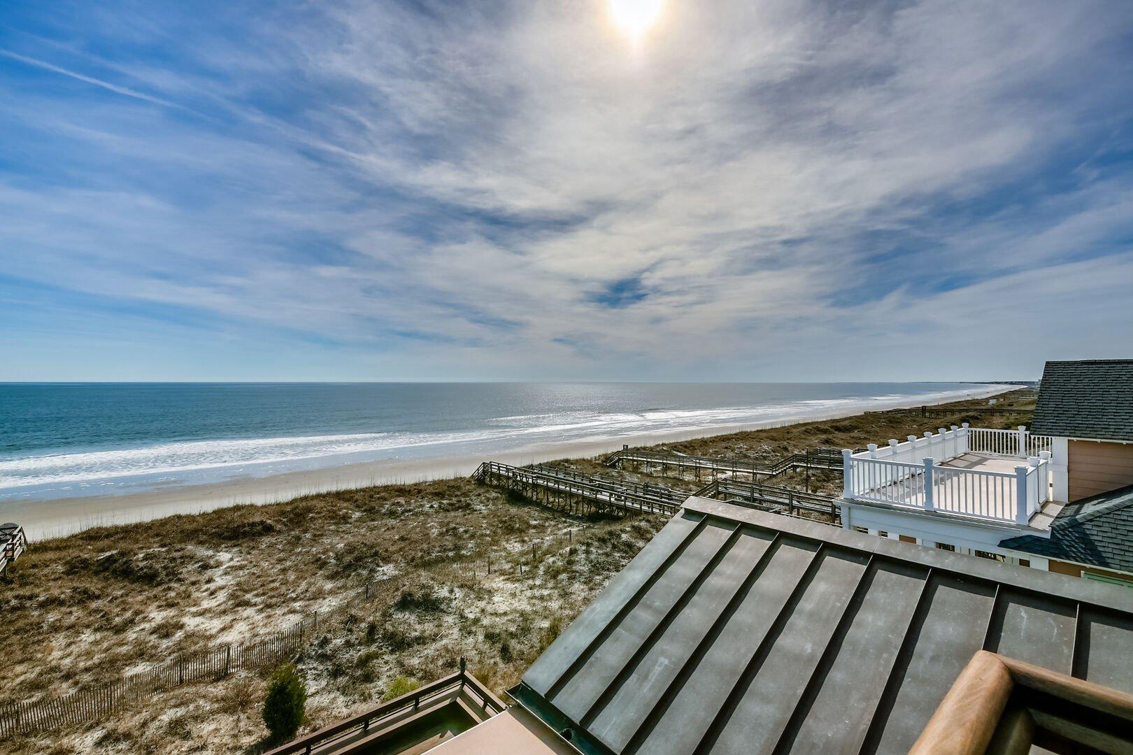 Ocean Views - Third Floor