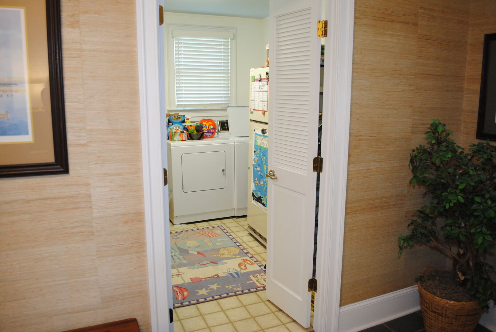 Laundry Room - Ground Level
