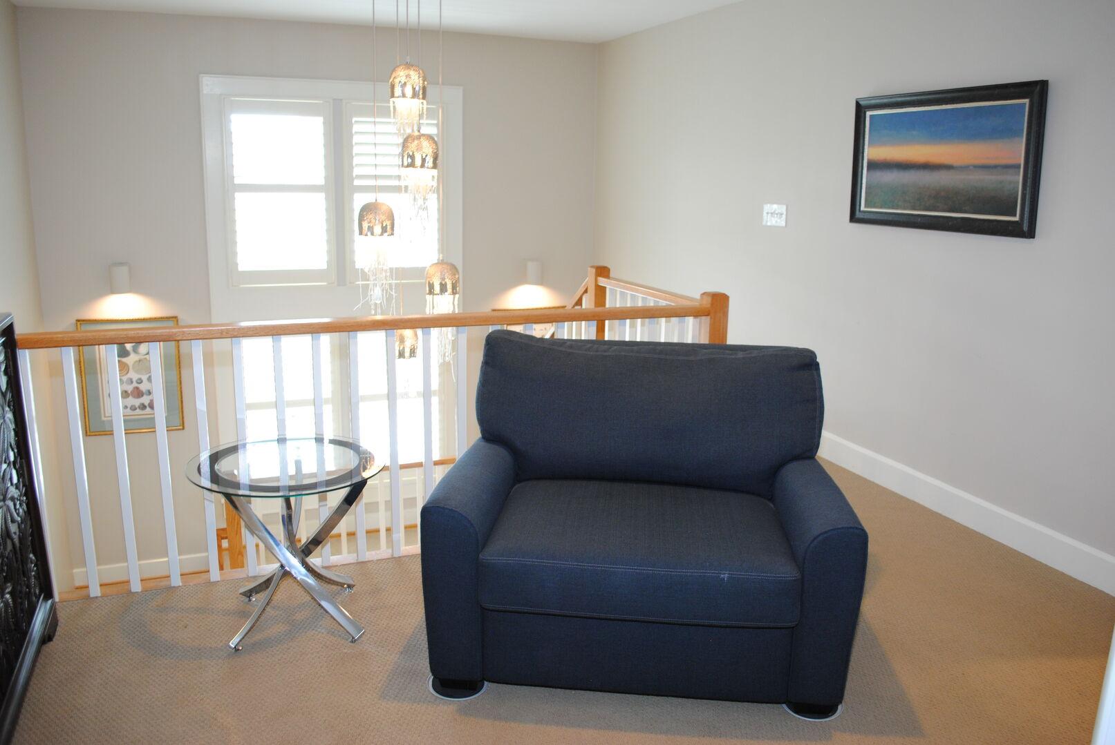 Twin Sleeper Chair - Second Floor