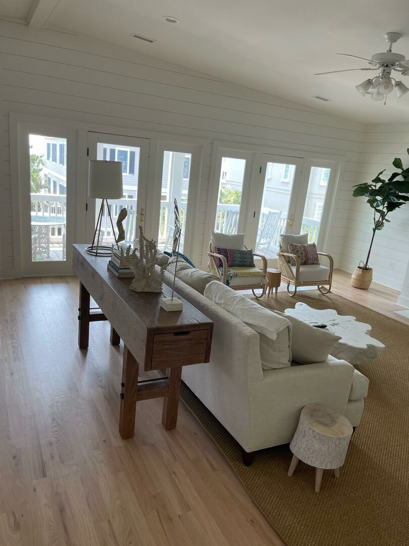 Main Living Area - Second Floor