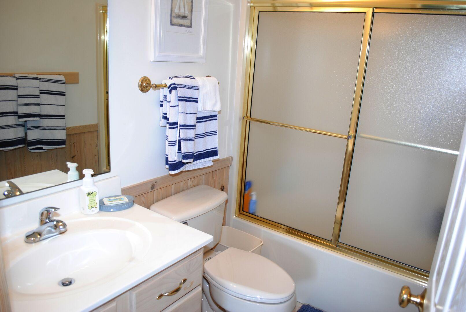 Fulls Bathroom - First Floor