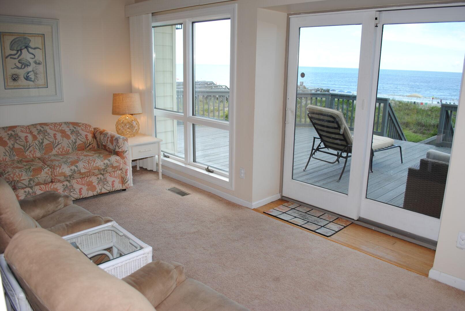Sitting Area - First Floor