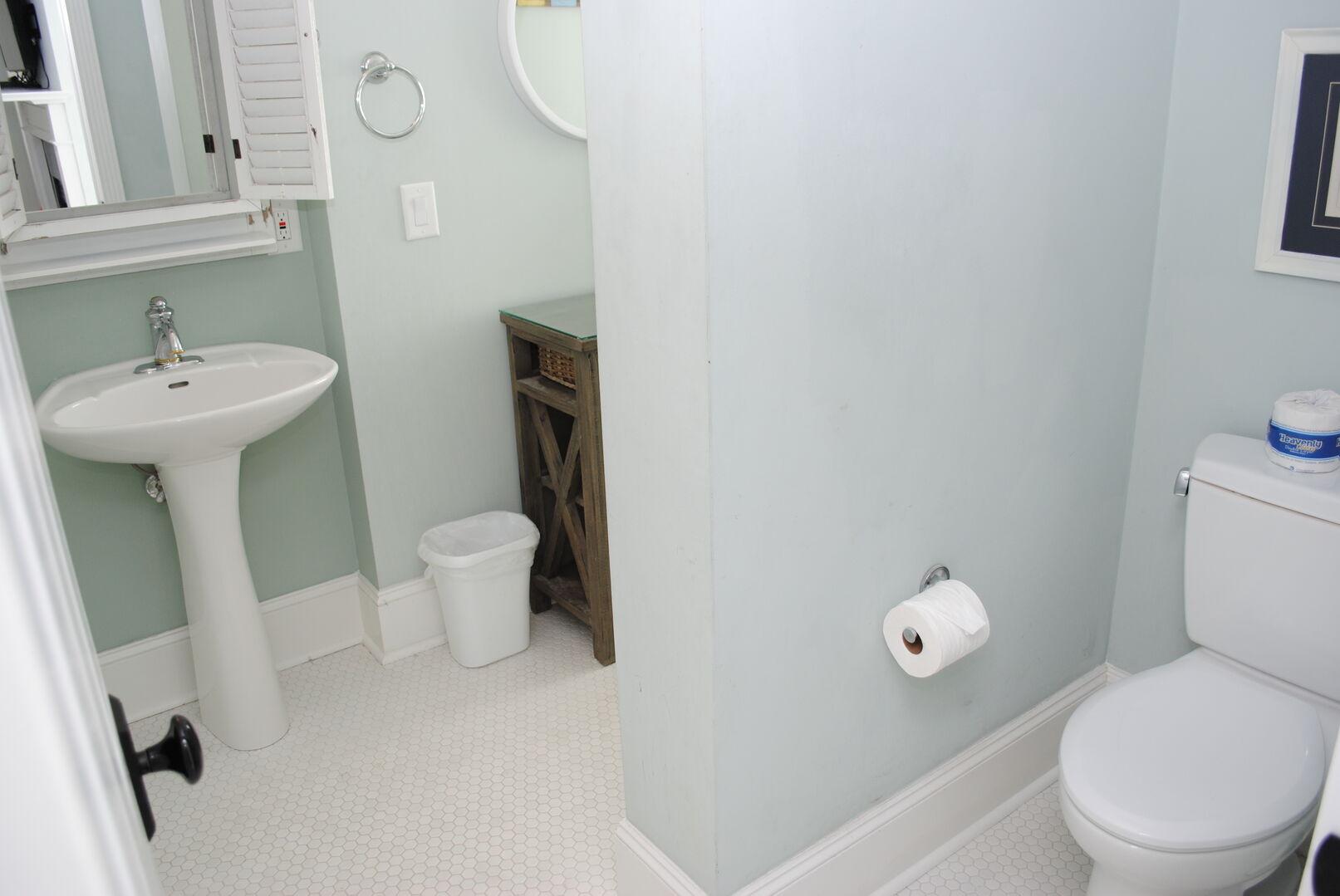 Twins Bathroom - Third Floor