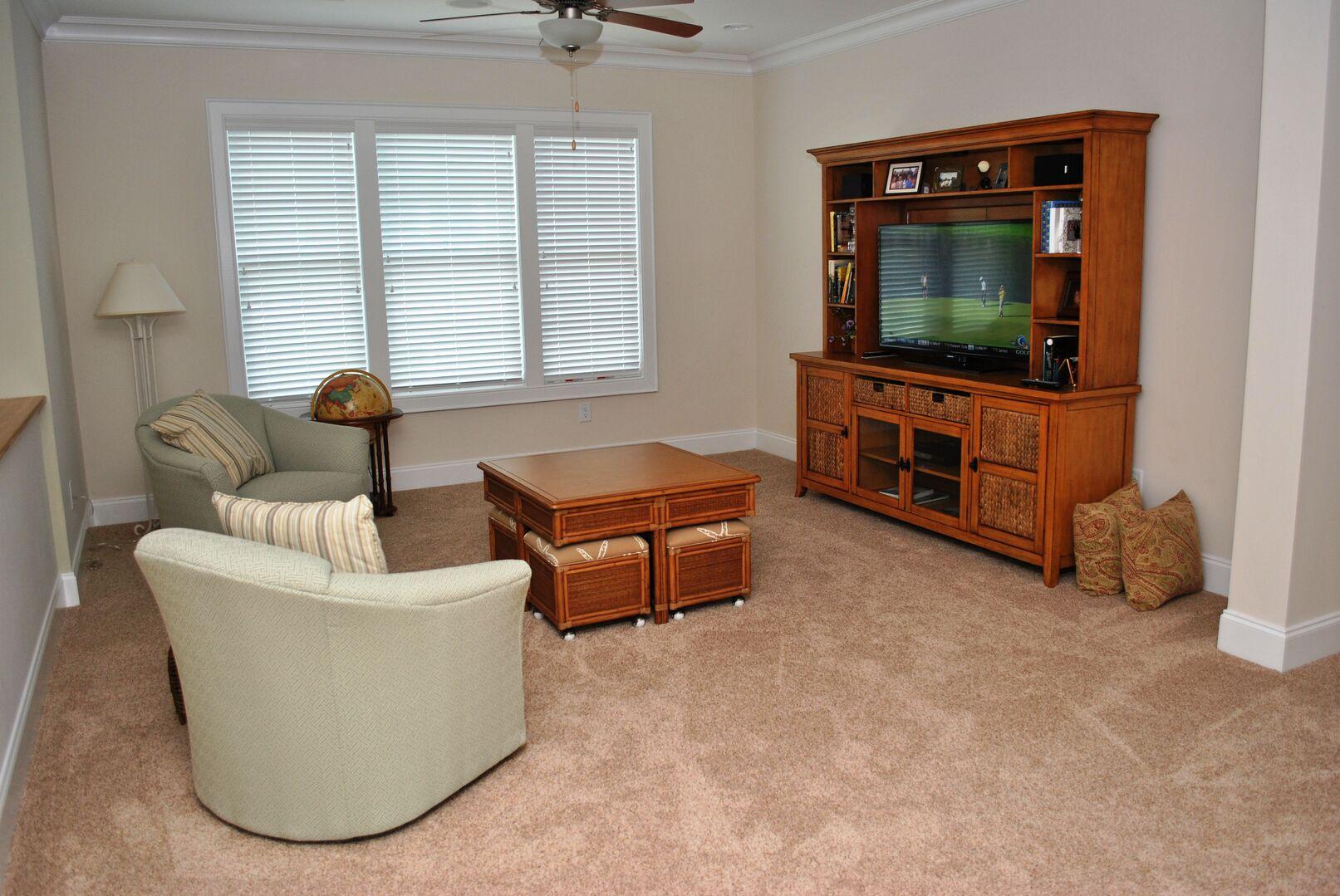 Living Area - Second Floor