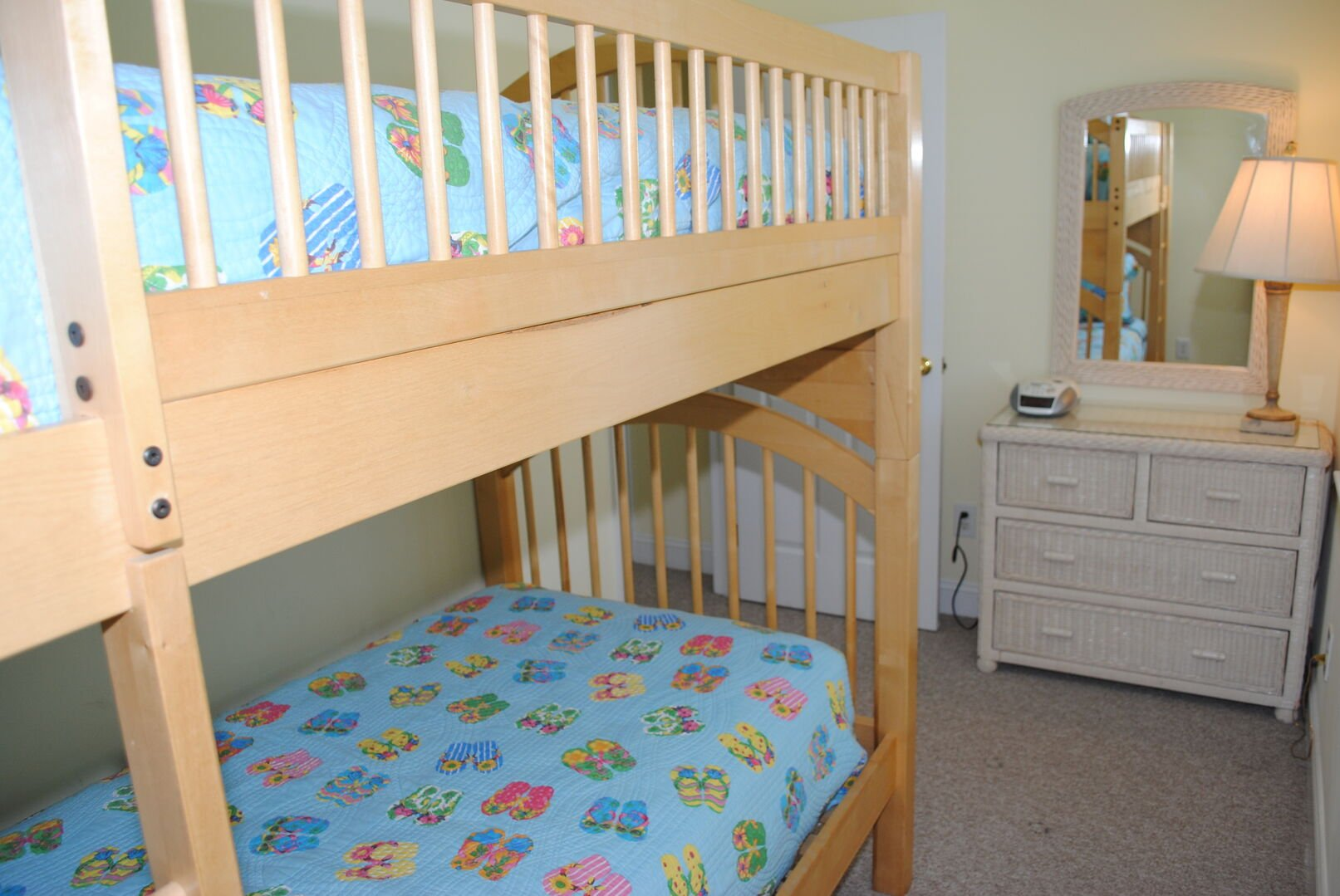 Bunk Bed - Second Floor