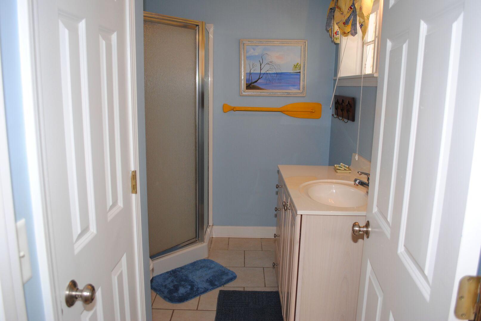Bathroom - Ground Level