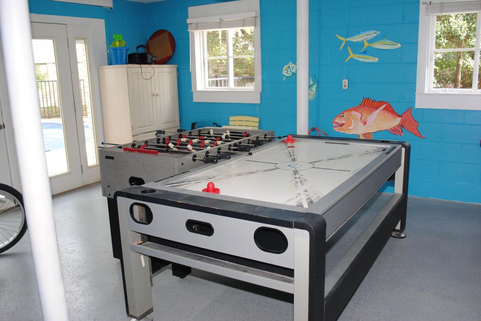 Game Room - Ground Level