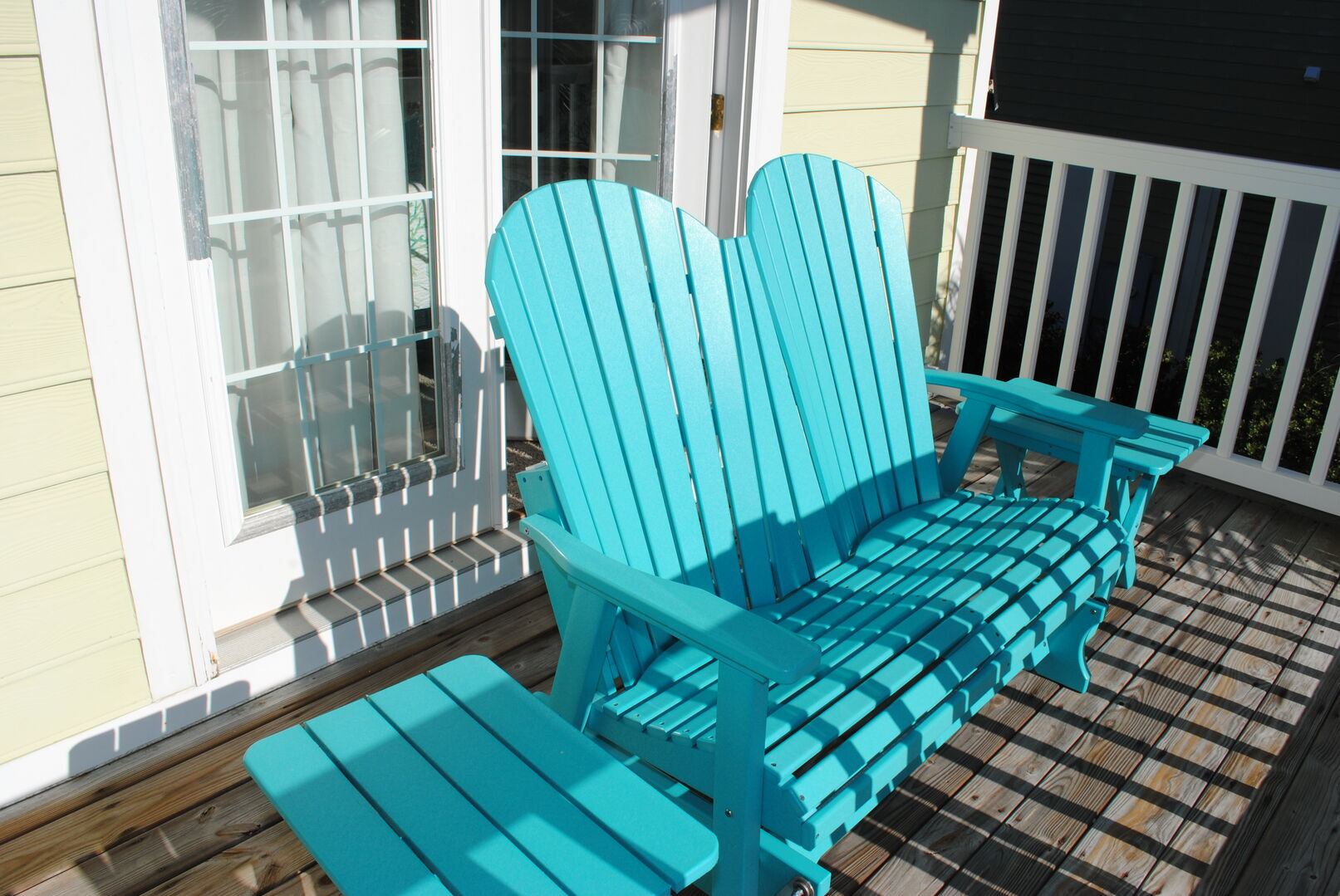 King Covered Deck - First Floor