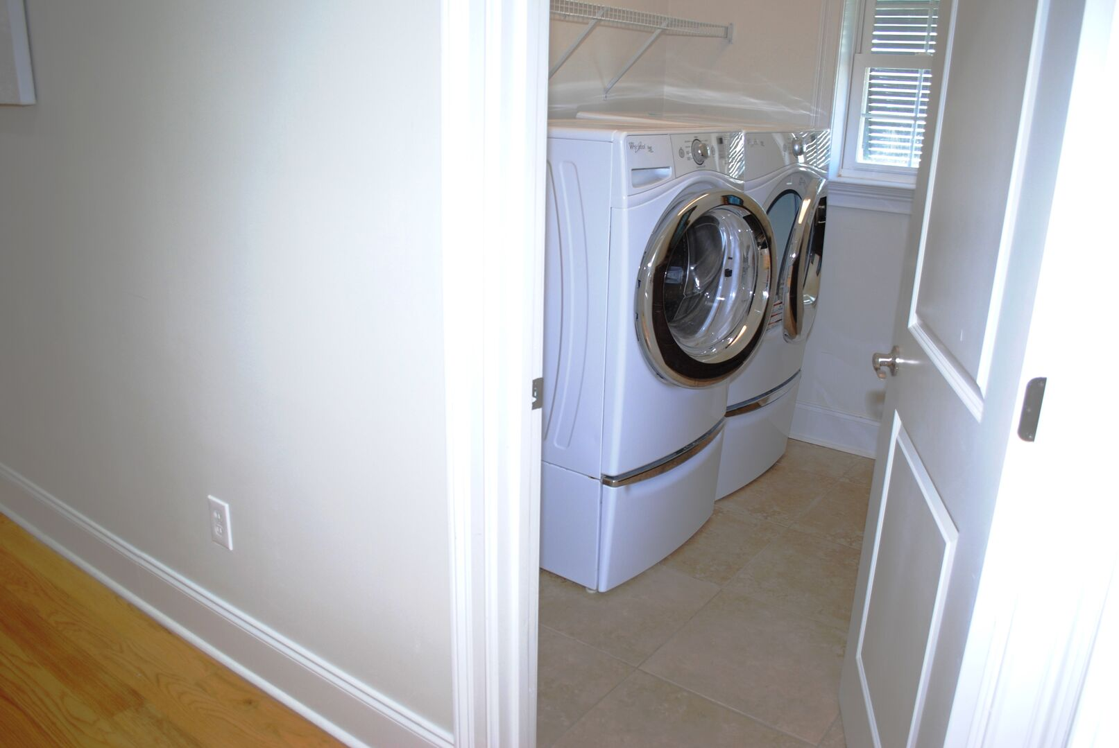 Laundry - Second Floor