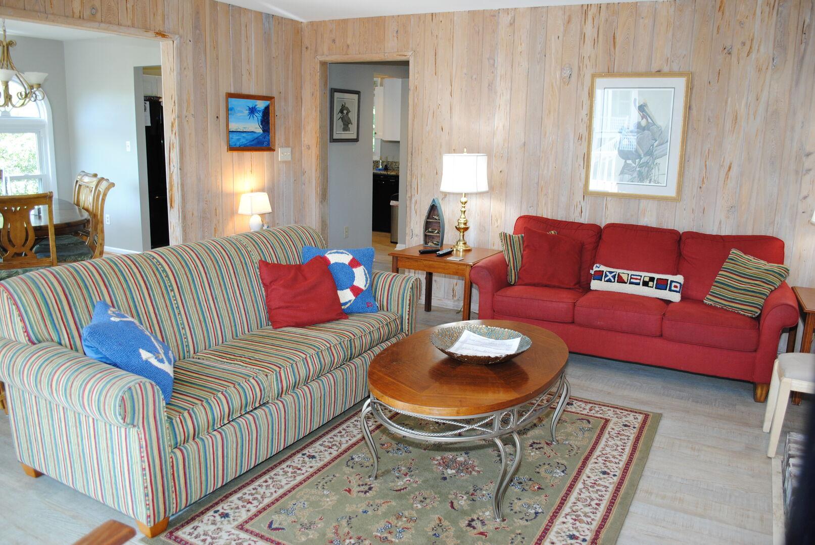 Living Area - First Floor