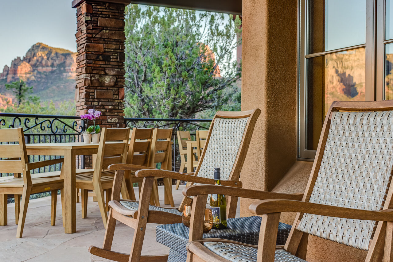 Rocking Chairs are the Best!