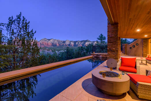 Fabulous Outdoor Spaces Any Time of the Day