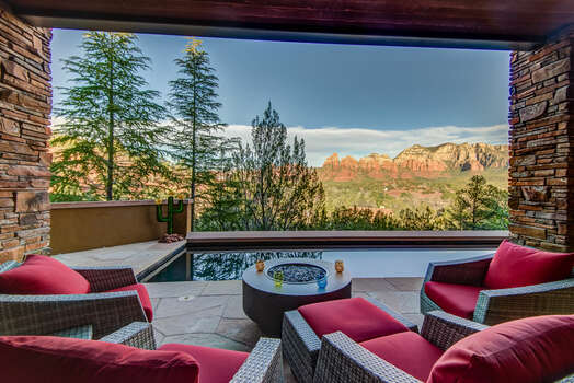 Outdoor Space and Views Like No Other!
