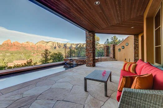 Amazing Outdoor Spaces and Views
