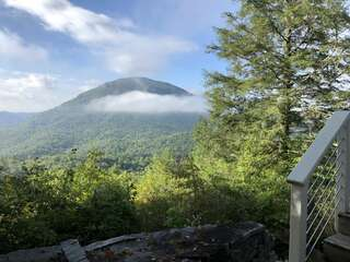 Views of Whiteside Mountain