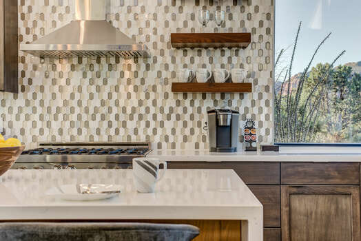 High-end Finishes and Touches