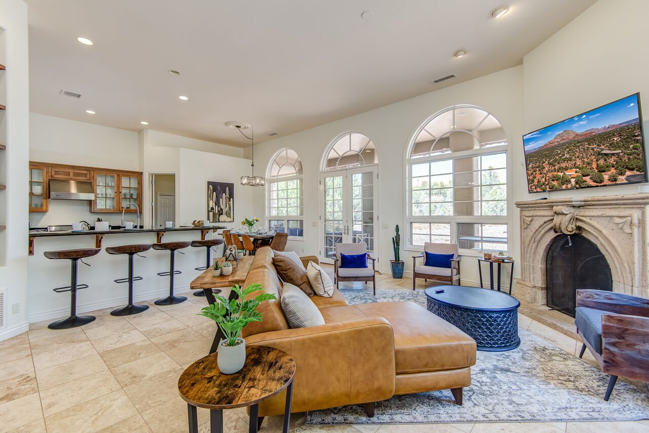 Remodeled Home in West Sedona