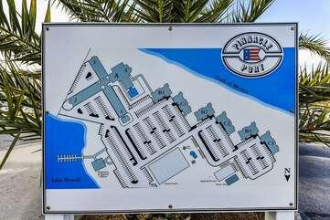 Pinnacle Port property map