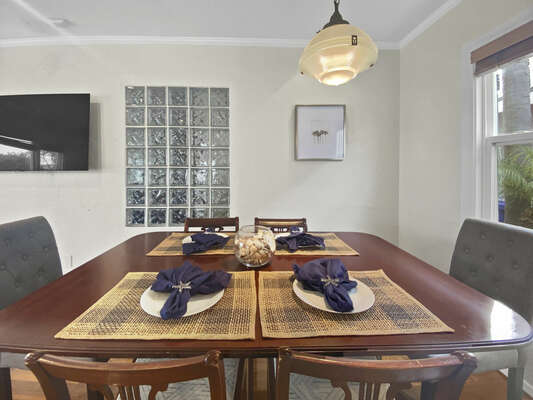 Dining Area - First Floor