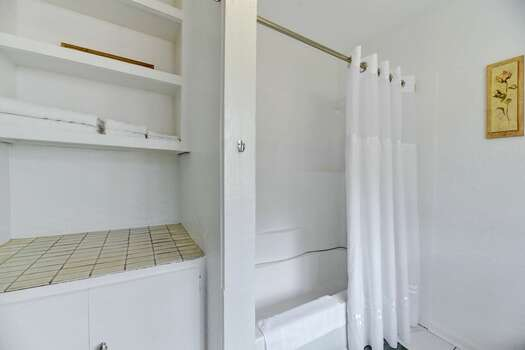 Master Bath with a Tub/Shower Combo