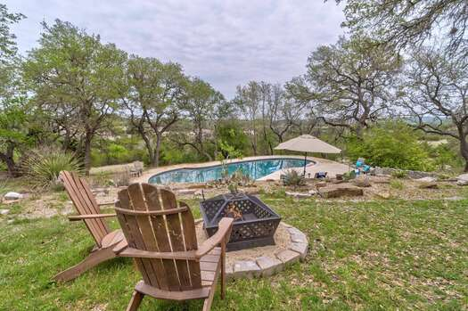 Plenty of Land and Activities including the Private Pool