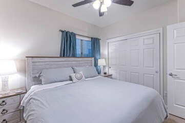 All bedrooms have storage space for your wardrobe and personal effects.