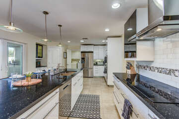 High-end Finishes and Plenty of Counter Space - Perfect for Meal Prep and Entertaining