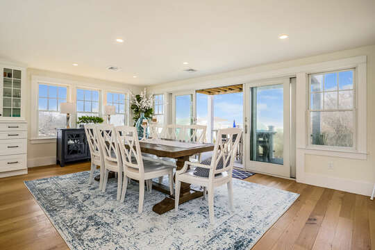 Look at the views ! - 74 E Bay View Road Dennis Cape Cod - New England Vacation Rentals