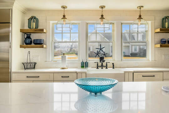 Amazing gourmet kitchen - 74 E Bay View Road Dennis Cape Cod - New England Vacation Rentals