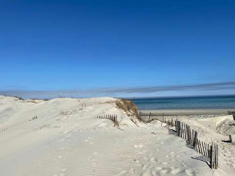 Beach just a few steps away - 74 E Bay View Road Dennis Cape Cod - New England Vacation Rentals