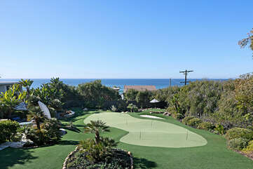 Welcome to The Golfer's Grandview Paradise with beautiful ocean views.