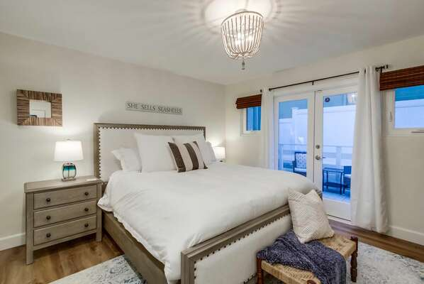 Master Bedroom, King