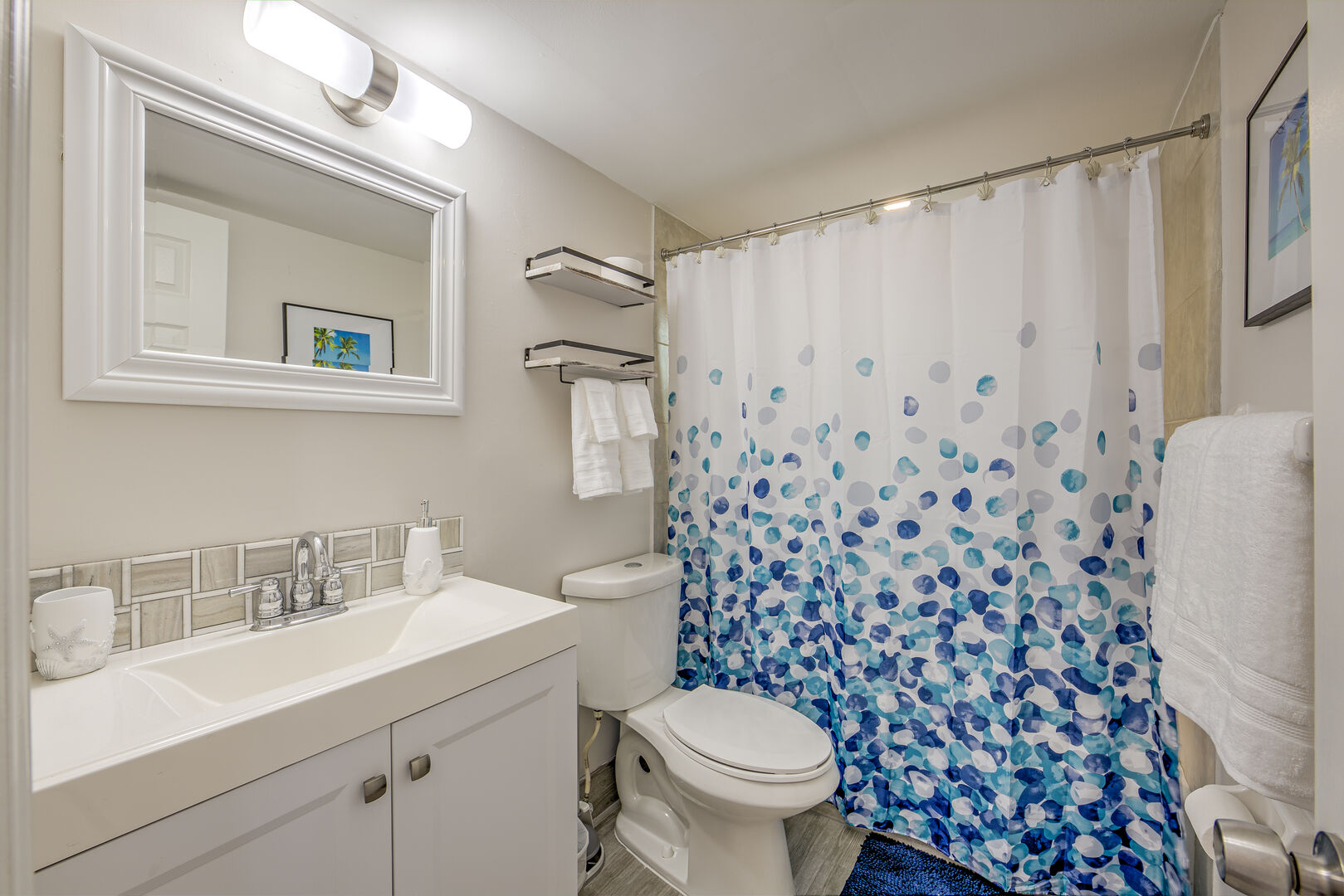 Bathroom in the Vacation Homes in Fort Myers