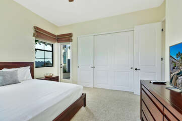 Bedroom 3 includes a large reach-in closet